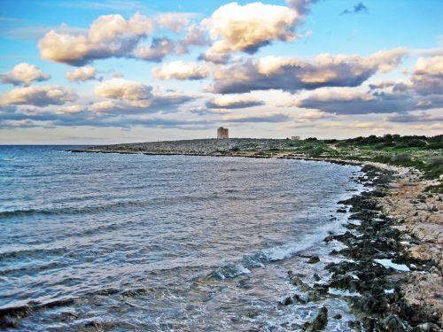 coast ocean tower
