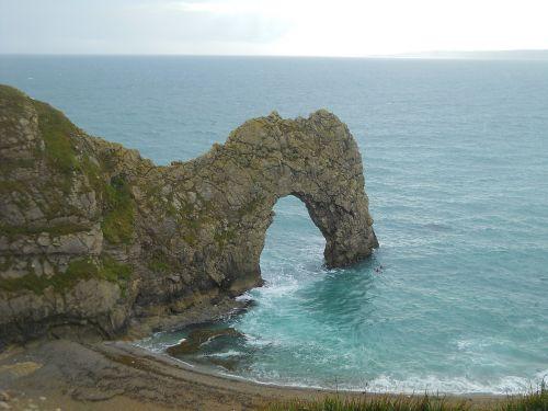 coast cliffs sea