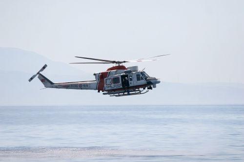 coast guard marine search
