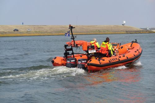 coast guard knmr lifeboat