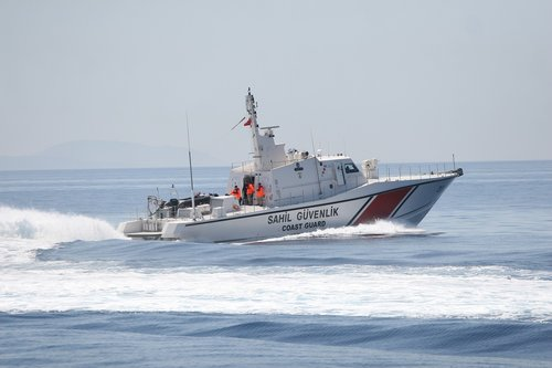 coast guard  search  recovery