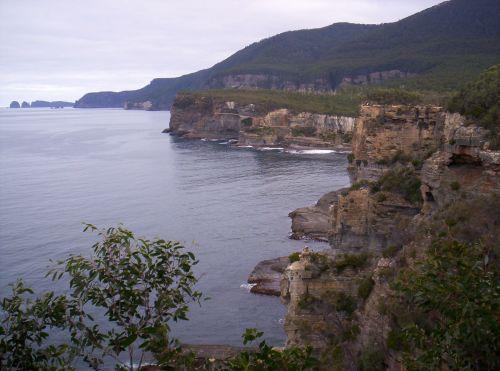 Coastal Scene Tasmania