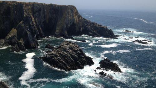 pakrantė,Krantas,akmenys,uolos,jūra,vandenynas,kranto,kraštovaizdis,gamta,bangos,jūros dugnas,kalnai,uolos,vanduo,purslų,mėlynas