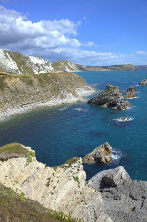 coastline ocean sea