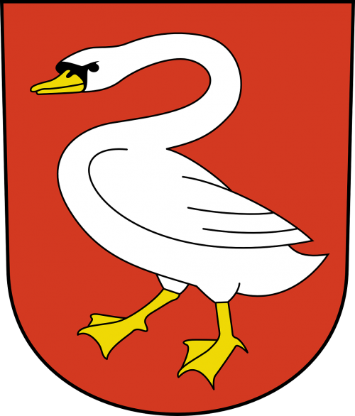 coat of arms crest goose