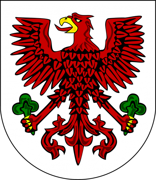 coat of arms crest eagle