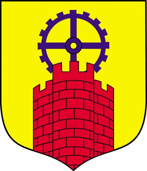 coat of arms poland tower