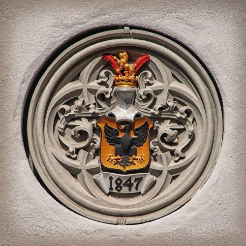 coat of arms adler lion