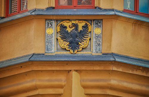 coat of arms adler crown