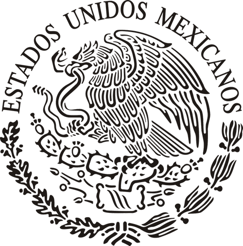 coat of arms  aguila  mexico