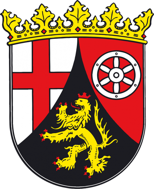 coat of arms rhineland-palatinate german