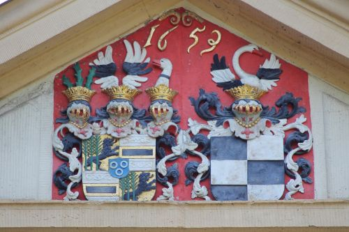 coat of arms knight middle ages