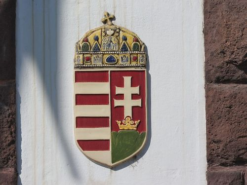 coat of arms hungarian royal coat of arms hungary
