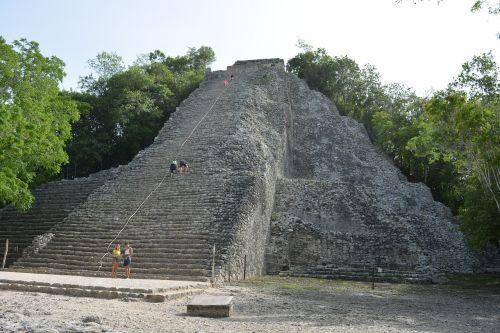 coba ruins maya