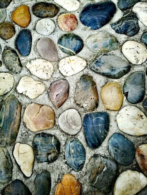cobblestone stone background