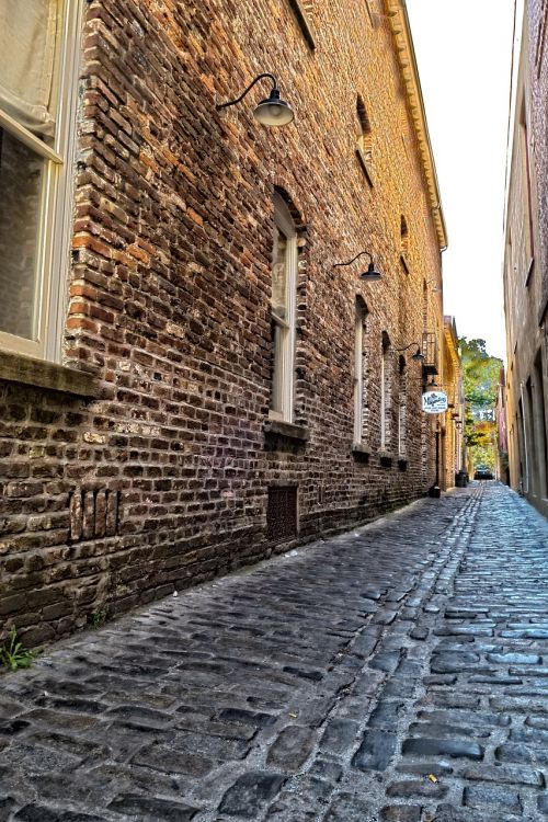 cobblestone charleston south carolina