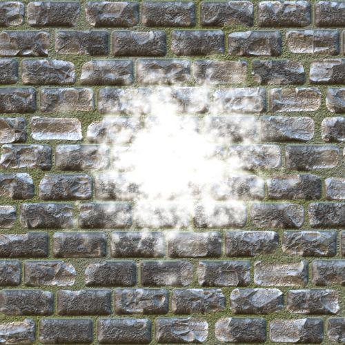 Cobblestone Wall