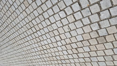 cobblestones flooring pavement