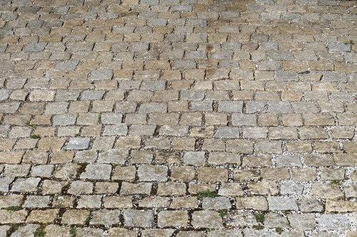 cobblestones  patch  paving stones
