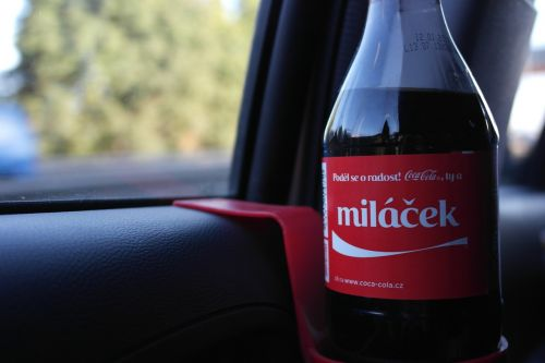 coca cola sweetheart love