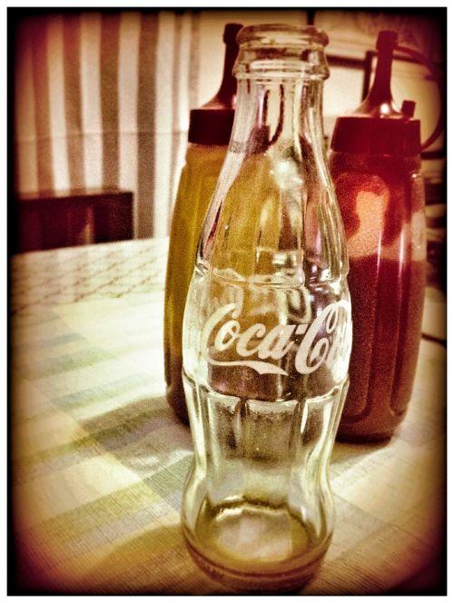 coca cola grunge coke