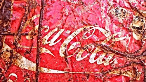 coca cola coca cola logo written