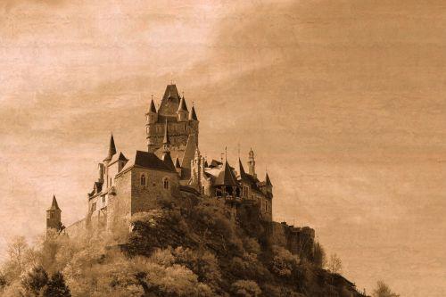 cochem castle knight's castle