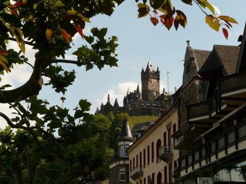 cochem imperial castle castle