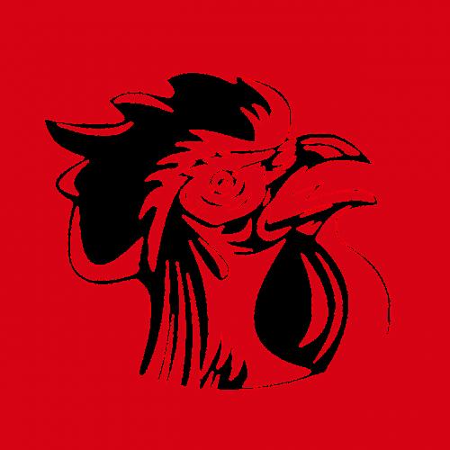 cock logo emblem