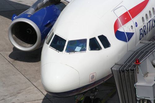 cockpit aircraft airport