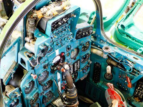 cockpit flying flight