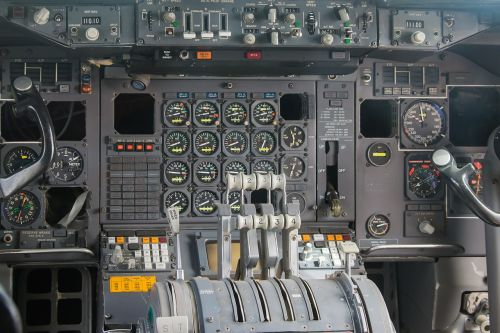 cockpit fittings aircraft