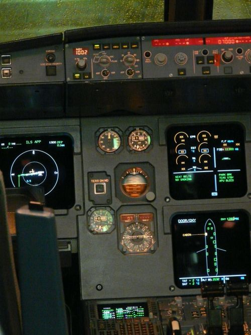 cockpit aircraft fittings