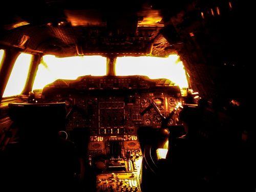 cockpit aircraft switch