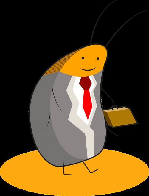 cockroach entrepreneur work