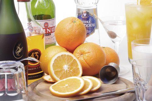 cocktail alcohol orange