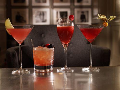 cocktail martini libation