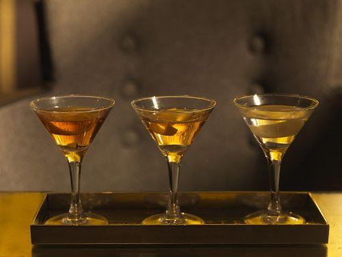 cocktail libation martini