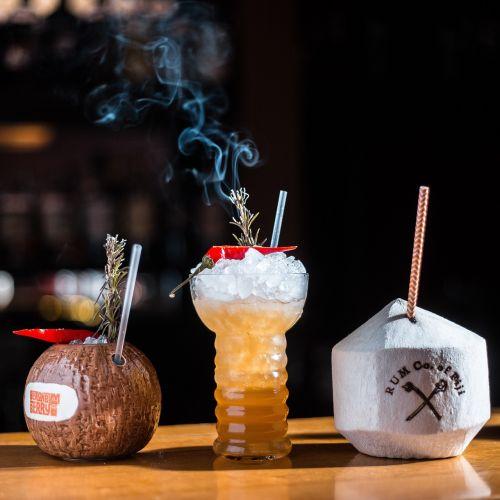 coconut rum fiji