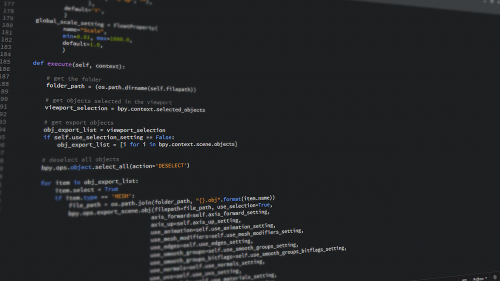 code programming python