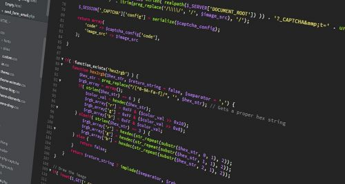 code coding web