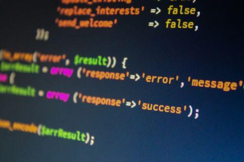 code data programming code
