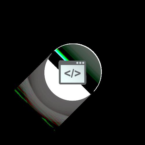 coding icon transparent