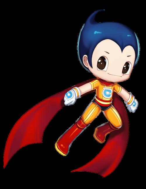coding hero characters