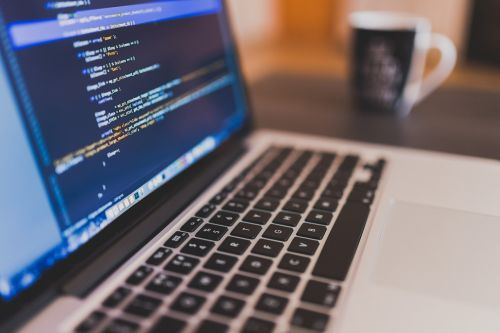 coding programming working