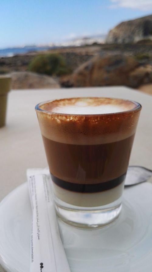 coffe milk coffee