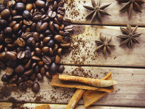 coffe coffee cinnamon
