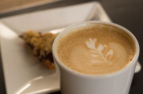 coffee cappuccino cream