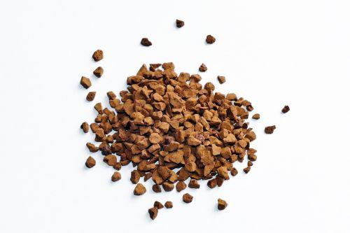 coffee granules caffeine