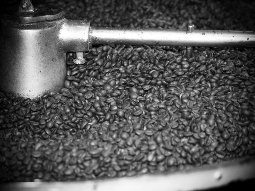 coffee roast roasting